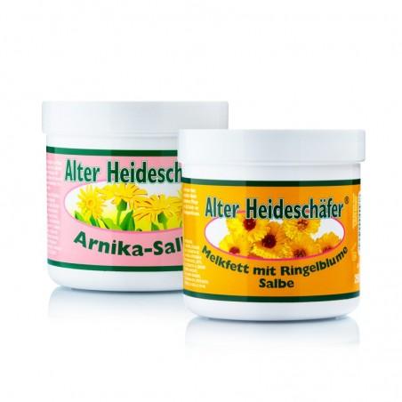Zestaw do pielęgnacji z olejkiem dzikiej róży Kräuterhof